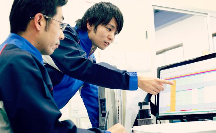 生産管理・工程管理・資材